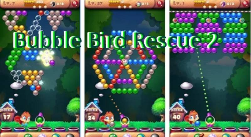 Bubble Bird Salvataġġ 2 + MOD