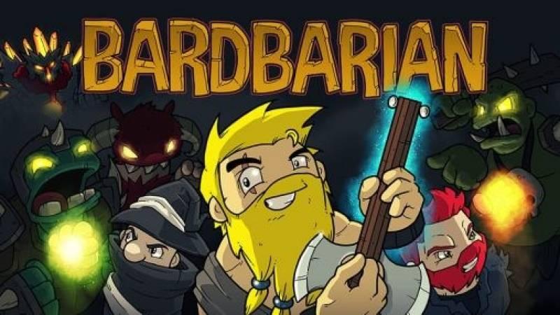 Bardbarian + MOD
