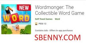 Wordmonger: el juego de palabras coleccionables + MOD