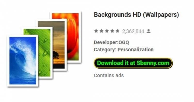 Fundos HD + MOD