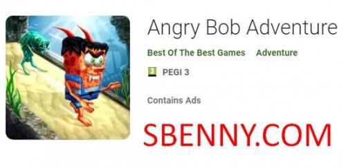 Angry Bob Adventure + MOD