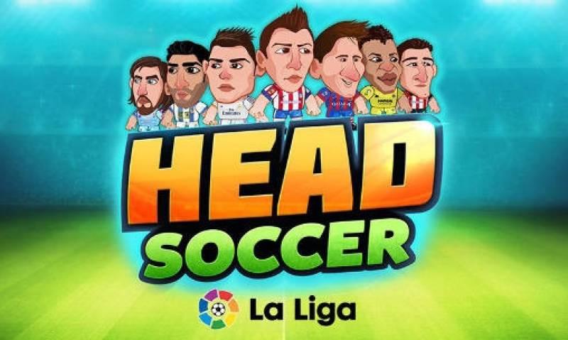Cabeça de Futebol La Liga + MOD