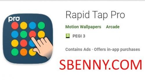 Rapid Tap Pro