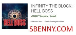Infinity the Block: رئیس جهنم