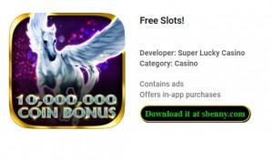 Slot gratis! + MOD