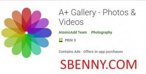 A + Galerie - Fotos & amp; Videos + MOD