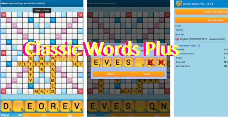 Classic words *plus* 2. 1. 17-plus download apk for android aptoide.