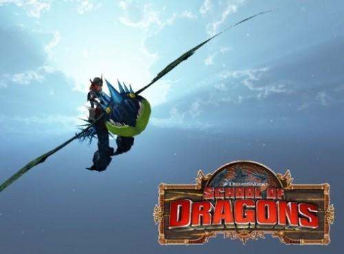 Escuela de Dragones + MOD