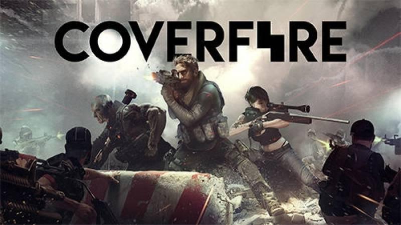 Cover Fire: giochi di tiro + MOD