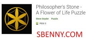Философский камень - пазл Цветок Жизни