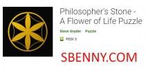 Pedra Filosofal - Uma Flor da Vida