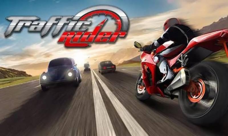 Traffico Rider + MOD