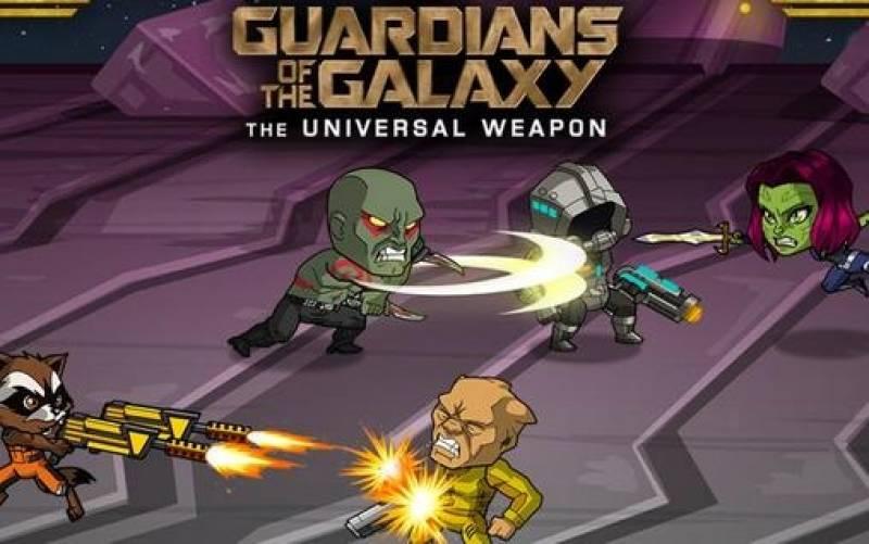 Guardiani della Galassia: TUW + MOD
