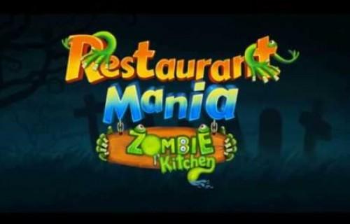 Restaurant Mania: Zombie Kitchen + MOD