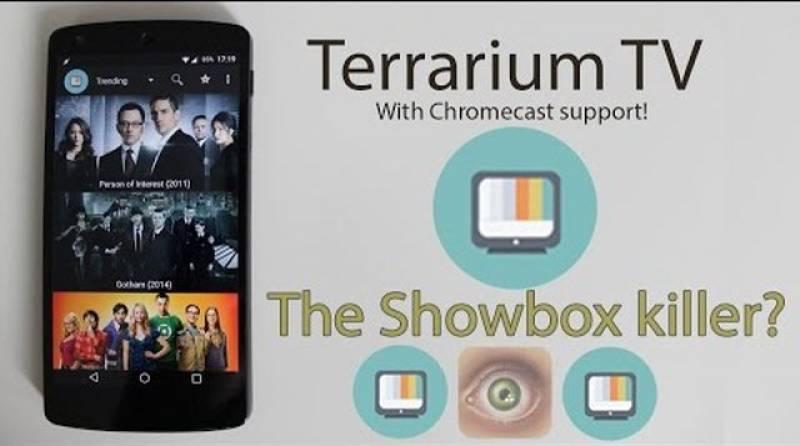 Terrarium TV + MOD