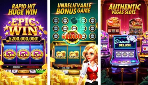 Huge Win Slots: Real Free Classic Casino Slot Game + MOD