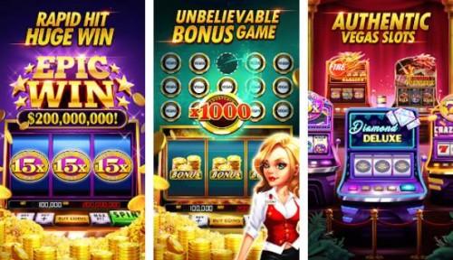 Enormi slot di Win: Real Classic Casino Slot Game + MOD