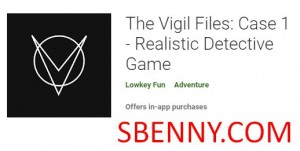 The Vigil Files: Case 1 - Juego de detectives realista