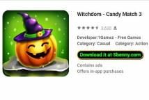 Witchdom - Candy Match 3 + MOD
