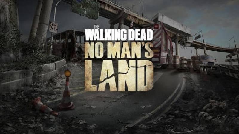 O Walking Dead No Man Terra + MOD