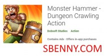 Monster Hammer - Action du donjon rampant + MOD