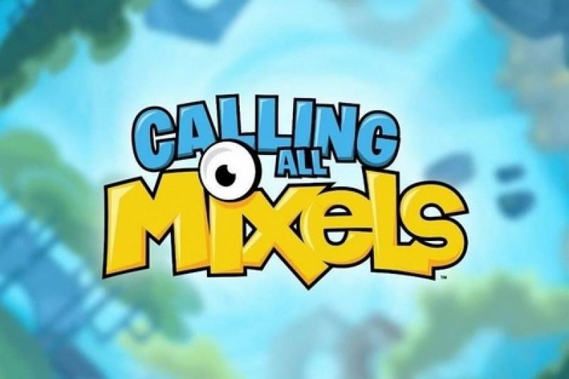 Llamando a todos los Mixels