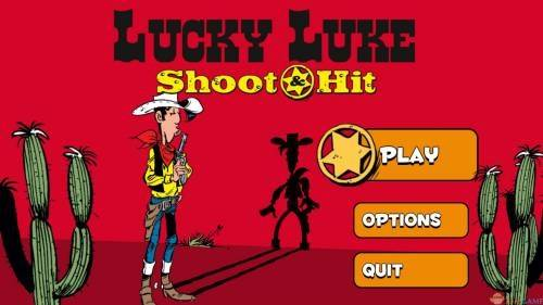 Lucky Luke Shoot & Hit + MOD