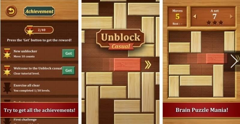 Переместить блок: Slide Puzzle + MOD