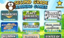Second Grade Learning Games Gratuit + MOD