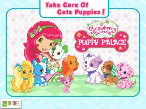 Strawberry Shortcake Puppy Palace + MOD