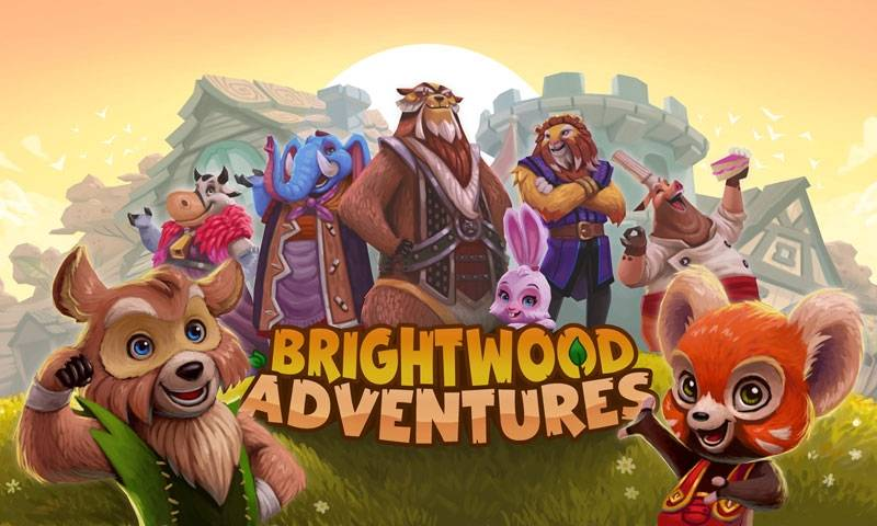 Brightwood Adventures: Meadow Village + MOD