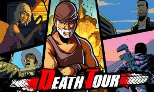 Death Tour - Racing Action Game + MOD