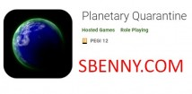 Planetary Quarantine + MOD