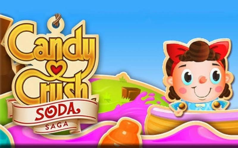 Candy Crush Saga Soda + MOD