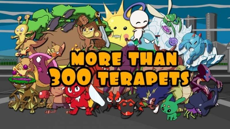 Terapets 1 - Battle Monsters + MOD