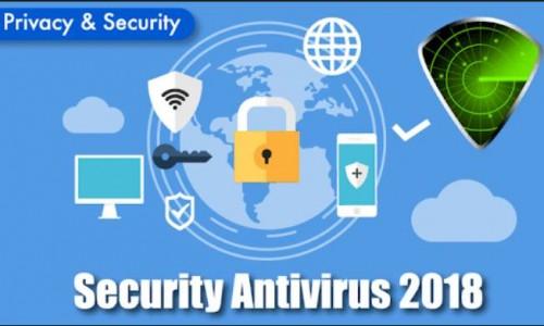Antivirus-Sicherheit 2018