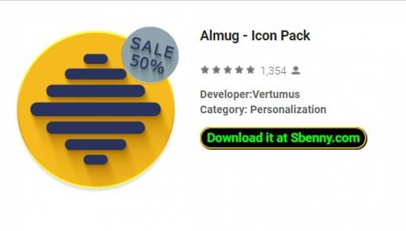 Almug - Pacote de ícones