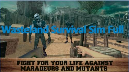 Wasteland Survival Sim Full + MOD
