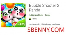 Bubble Shooter 2 Panda + MOD