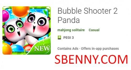 Bubble Shooter 2 Panda + MOD