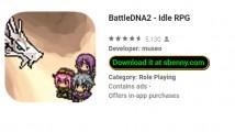 BattleDNA2 - Idle RPG + MOD