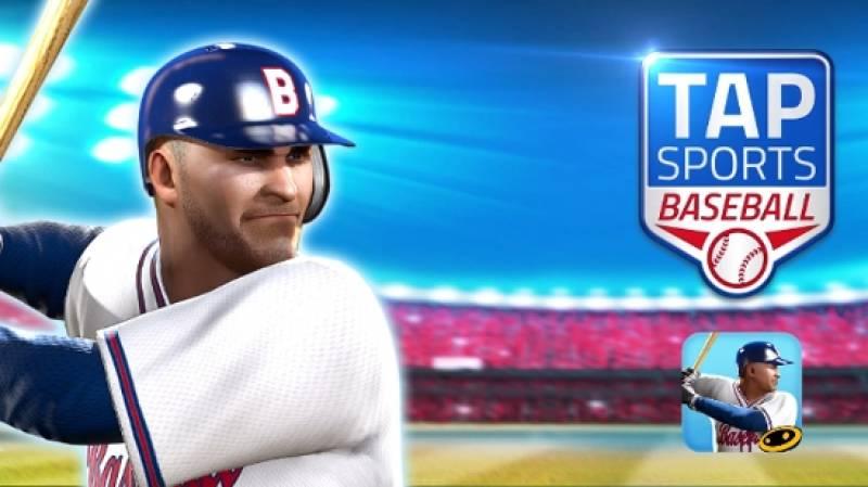TAP deportes del béisbol + MOD