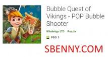 Bubble Quest of Vikings - Tireur de bulles POP + MOD