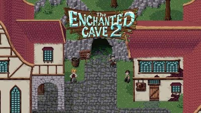 The Enchanted Cave 2 + MOD