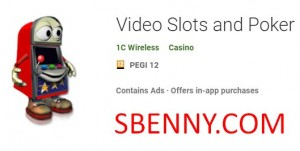 Video Slots e Poker + MOD