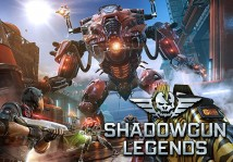 SHADOWGUN LEGENDS + MOD