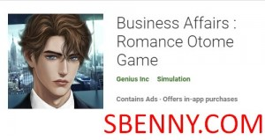 Business Affairs : Romance Otome Game + MOD