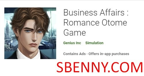 Affari: Romance Otome Game + MOD