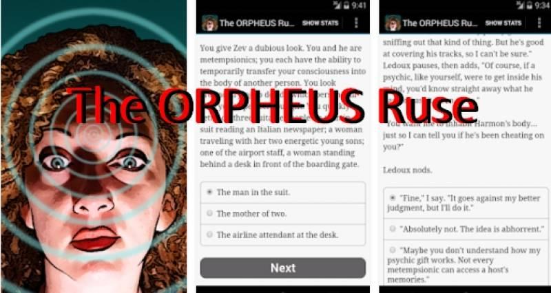 El ORPHEUS Ruse + MOD