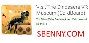 Посетите Музей динозавров VR (CardBoard)